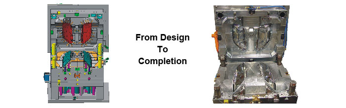 Mold Design & Engineering, Ontario, Michigan, USA, Mexico
