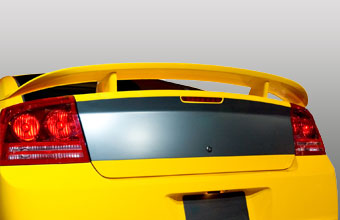 Compression Molding, Car Spoiler