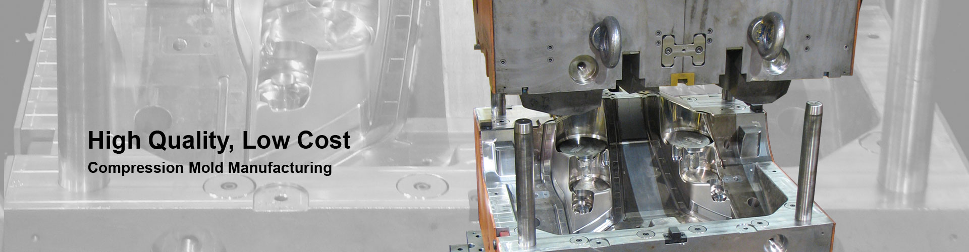 Compression Molds, Manufacturing