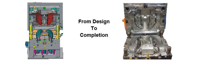 Mold Design & Engineering, Ontario, Michigan, USA, Mexico