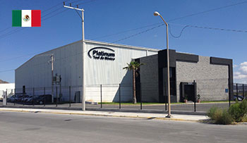 Mold Expansion in Mexico at Platinum Tool