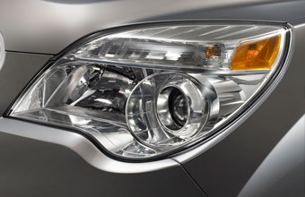 Automotive Lighting - Head Lamp Molds